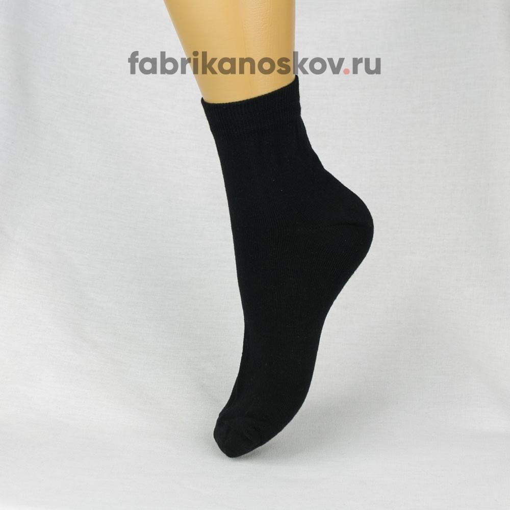 Носки мужские черного цвета
