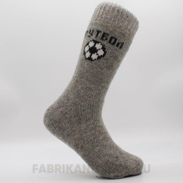 """Мужские шерстяные носки """"Футбол"""""""