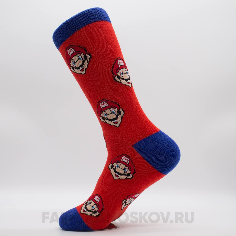 Мужские носки «Марио»