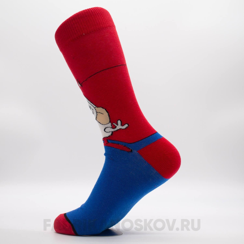 Мужские носки с «Реном»