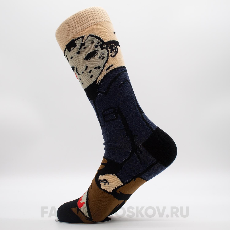 Мужские носки с Джейсоном
