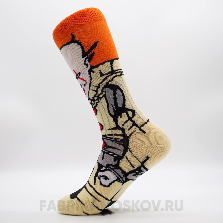 Мужские носки с Пеннивайзом
