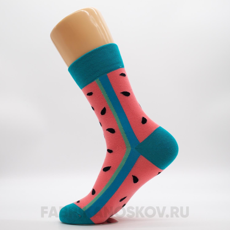 Мужские носки «Арбуз»