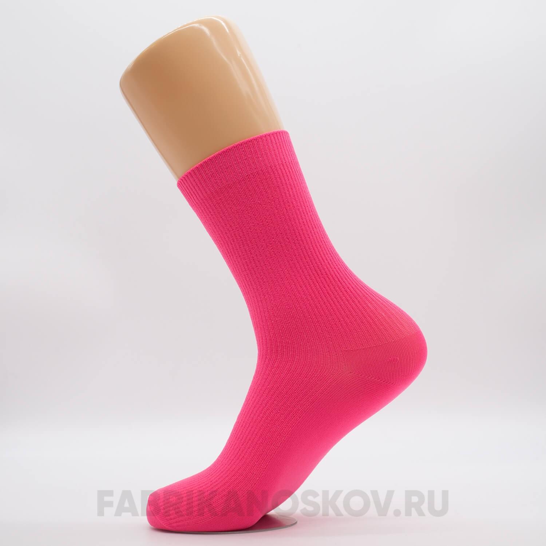 Женские неоновые носки