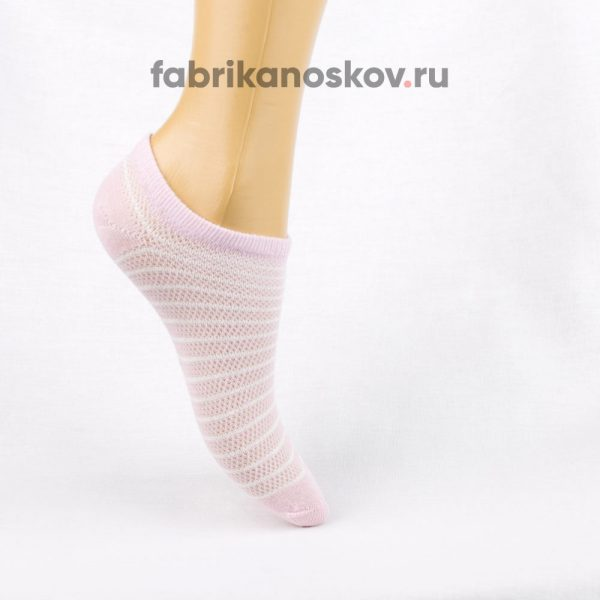 Короткие детские носки с изображением грибочка