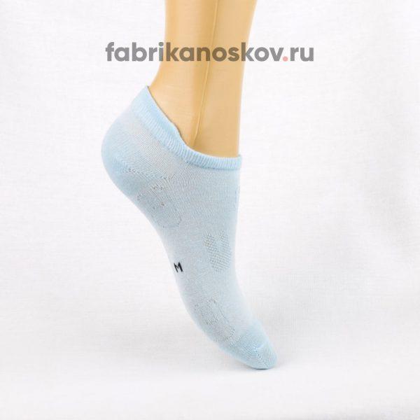 Короткие детские носки с высокой пяткой