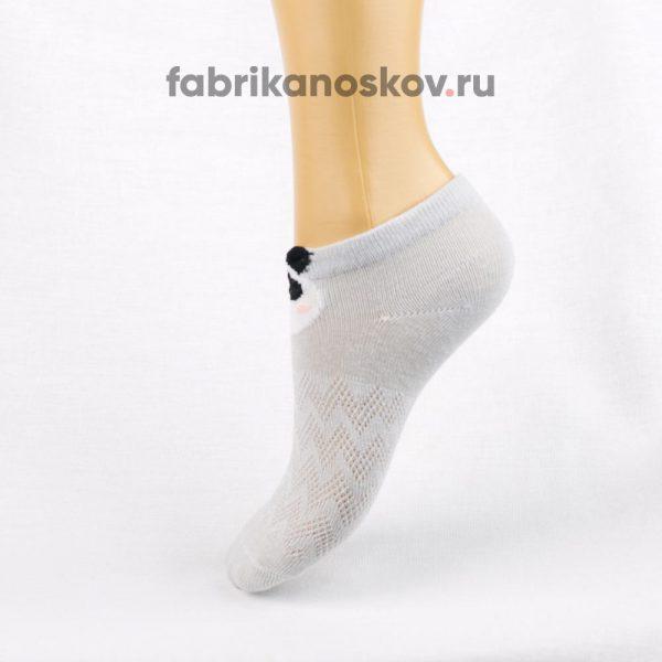 Детские короткие носки с изображением панды