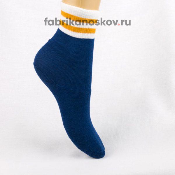 Детские носки с полосками