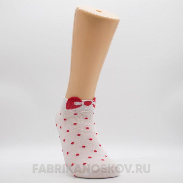 Детские носки с бантиком