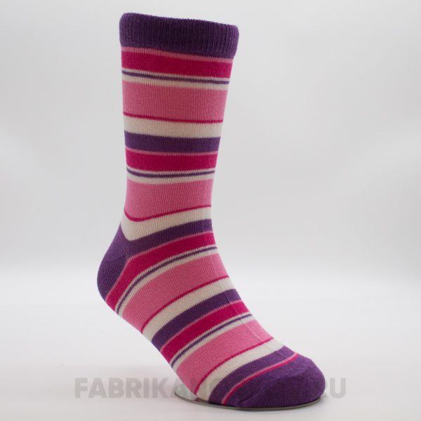Детские носки с полосами
