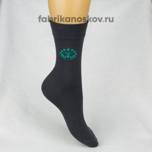 Мужские носки с изображением Курая